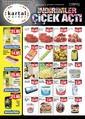 Kartal Market 05 - 10 Nisan 2019 Kampanya Broşürü: İndirimler Çiçek Açtı Sayfa 1