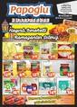 Papoğlu Market 02 - 14 Mayıs 2019 Kampanya Broşürü! Sayfa 1
