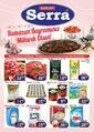 Serra Market 24 Mayıs - 03 Haziran 2019 Kampanya Broşürü Sayfa 1