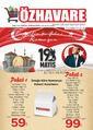 Özhavare 03 - 23 Mayıs 2019 Kampanya Broşürü! Sayfa 1 Önizlemesi