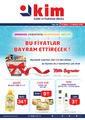 Kim Market Ege Bölgesi Özel 31 Mayıs - 13 Haziran 2019 Kampanya Broşürü! Sayfa 1