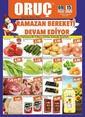 Oruç Market 09 - 15 Mayıs 2019 Hilal Mağazasına Özel Kampanya Broşürü Sayfa 1