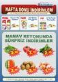 Akranlar Süpermarket 17 - 19 Mayıs 2019 Hafta Sonu Kampanya Broşürü Sayfa 1