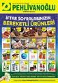 Muharrem Pehlivanoğlu 30 Nisan - 13 Mayıs 2019 Kampanya Broşürü! Sayfa 1