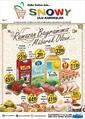 Snowy Market 23 Mayıs - 11 Haziran 2019 Kampanya Broşürü! Sayfa 1