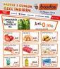 Başdaş Market 29 Mayıs 2019 Halk Günü Kampanya Broşürü! Sayfa 1