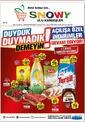 Snowy Market 01 - 07 Mayıs 2019 Kağıthane Mağazasına Özel Kampanya Broşürü Sayfa 1 Önizlemesi