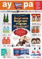 Aypa Market 27 Mayıs - 02 Haziran 2019 Kampanya Broşürü Sayfa 1 Önizlemesi