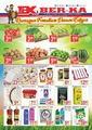 Grup Ber-ka Market 16 - 19 Mayıs 2019 Kampanya Broşürü Sayfa 1