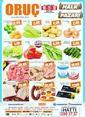 Oruç Market 10 - 12 Mayıs 2019 Halk Günü Kampanya Broşürü Sayfa 1