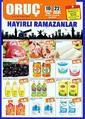 Oruç Market 10 - 22 Mayıs 2019 Bostancı 1 - 2 - Ataşehir - Pendik Kampanya Broşürü Sayfa 1