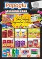 Papoğlu Market 29 Mayıs - 05 Haziran 2019 Kampanya Broşürü Sayfa 1