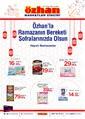 Özhan Marketler Zinciri 02 - 12 Mayıs 2019 Kampanya Broşürü! Sayfa 1