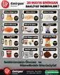 Emirgan Market 20 Mayıs 2019 Bakliyat Kampanya Broşürü! Sayfa 1