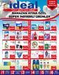 İdeal Market Ordu 10 - 16 Mayıs 2019 Kampanya Broşürü Sayfa 1