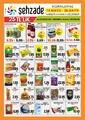 Şehzade Market 15 - 28 Mayıs 2019 Kampanya Broşürü Sayfa 1