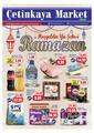 Çetinkaya Market 03 - 12 Mayıs 2019 Kampanya Broşürü! Sayfa 1