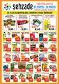 Şehzade Market 01 - 14 Mayıs 2019 Kampanya Broşürü Sayfa 1