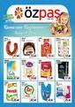 Özpaş Market 27 Mayıs - 13 Haziran 2019 Kampanya Broşürü Sayfa 1 Önizlemesi