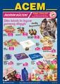 Acem Market 30 Mayıs - 03 Haziran 2019 Kampanya Broşürü! Sayfa 1