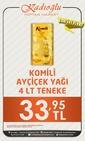 Kadıoğlu Toptan Market 30 Nisan - 03 Haziran 2019 Kampanya Broşürü! Sayfa 11 Önizlemesi