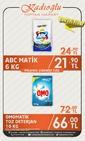Kadıoğlu Toptan Market 30 Nisan - 03 Haziran 2019 Kampanya Broşürü! Sayfa 25 Önizlemesi