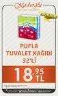 Kadıoğlu Toptan Market 30 Nisan - 03 Haziran 2019 Kampanya Broşürü! Sayfa 21 Önizlemesi