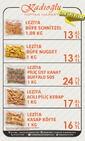 Kadıoğlu Toptan Market 30 Nisan - 03 Haziran 2019 Kampanya Broşürü! Sayfa 14 Önizlemesi