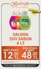 Kadıoğlu Toptan Market 30 Nisan - 03 Haziran 2019 Kampanya Broşürü! Sayfa 15 Önizlemesi