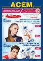 Acem Market 17 - 31 Mayıs 2019 Kampanya Broşürü Sayfa 1