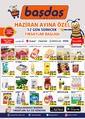 Başdaş Market 01 - 12 Haziran 2019 Kampanya Broşürü! Sayfa 1