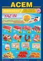 Acem Market 28 Haziran - 01 Temmuz 2019 Kampanya Broşürü! Sayfa 1