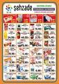 Şehzade Market 19 Haziran - 02 Temmuz 2019 Kampanya Broşürü! Sayfa 1