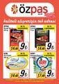 Özpaş Market 20 Haziran - 03 Temmuz 2019 Kampanya Broşürü! Sayfa 1