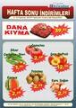 Akranlar Süpermarket 01 - 03 Haziran 2019 Manav İndirimleri Sayfa 1