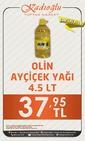 Kadıoğlu Toptan Market 10 - 30 Haziran 2019 Kampanya Broşürü Sayfa 10 Önizlemesi