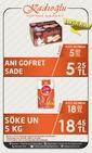 Kadıoğlu Toptan Market 10 - 30 Haziran 2019 Kampanya Broşürü Sayfa 12 Önizlemesi