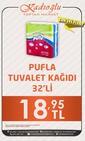Kadıoğlu Toptan Market 10 - 30 Haziran 2019 Kampanya Broşürü Sayfa 26 Önizlemesi