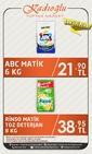 Kadıoğlu Toptan Market 10 - 30 Haziran 2019 Kampanya Broşürü Sayfa 18 Önizlemesi