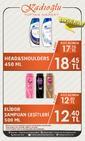Kadıoğlu Toptan Market 10 - 30 Haziran 2019 Kampanya Broşürü Sayfa 24 Önizlemesi