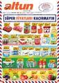 Altun Market 22 - 30 Haziran 2019 Kampanya Broşürü! Sayfa 1