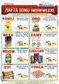 Akranlar Süpermarket 28 - 30 Haziran 2019 Kampanya Broşürü! Sayfa 1