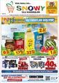 Snowy Market 13 - 25 Haziran 2019 Kampanya Broşürü! Sayfa 1