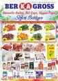 Grup Ber-ka Gross Market 14 - 20 Haziran 2019 Kampanya Broşürü! Sayfa 1