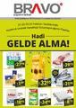 Bravo Süpermarket 21 - 24 Haziran 2019 Gelde Alma Kampanya Broşürü! Sayfa 1