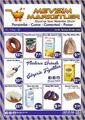 Mevsim Marketler Zinciri 25 - 28 Temmuz 2019 Kampanya Broşürü! Sayfa 1