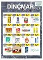 Dinçmar Market 10 - 28 Temmuz 2019 Kampanya Broşürü! Sayfa 1