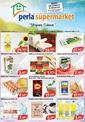 Perla Süpermarket 26 Temmuz - 08 Ağustos 2019 Kampanya Broşürü! Sayfa 1