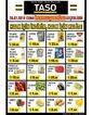 Taso Market 26 Temmuz 2019 İpekyolu Mağazasına Özel Kampanya Broşürü! Sayfa 1