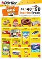 Dörtler Market 04 - 07 Temmuz 2019 Kampanya Broşürü! Sayfa 1